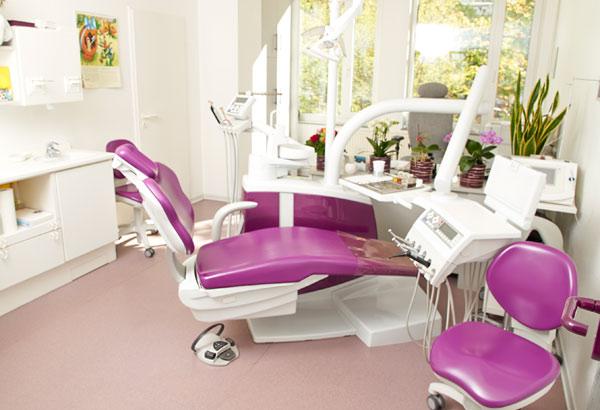 Corporate Fotografie beim Berliner Zahnarzt