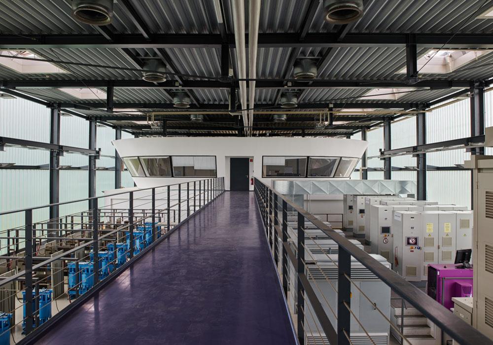 Industriefotografie in Berlin: technische Detailaufnahmen von Maschinenbestandteilen oder Materialien